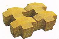 井形植草砖
